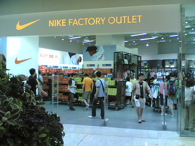d645fa4594cd4 Hong Kong Citygate Outlet Mall | Nike Factory Outlet Store @… | Flickr