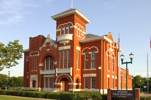 Old Jail, Richmond, Texas | by euthman