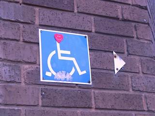 I heart wheelchairs | by Jacobo Tarrío