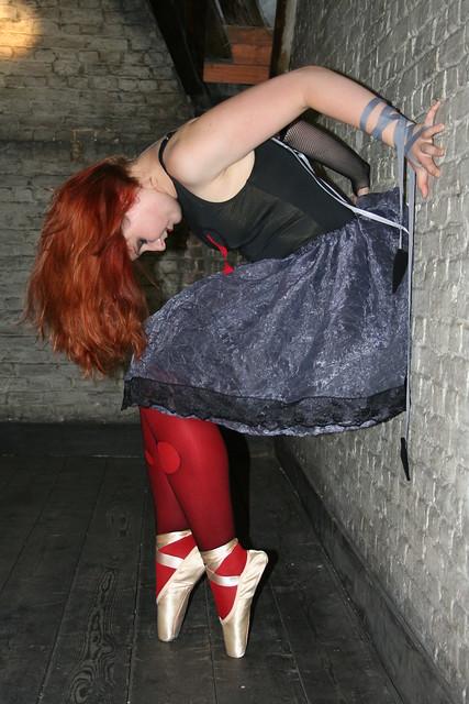 Punky Ballerina