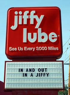 jiffy lube | by Joe Dunckley