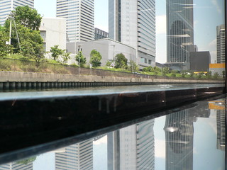 Osaka Business Park depuis le bateau | by ghismo