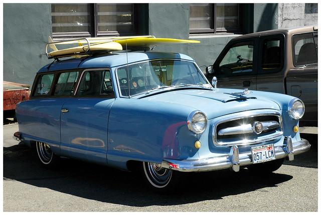 1953 Nash Rambler Custom