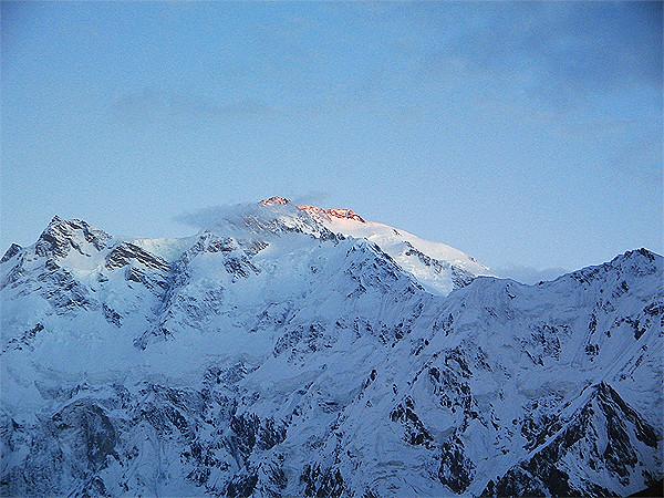 Looking at The Killer Mountain (Nanga Parbat) | Nanga