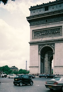 Arc de Triomphe | by Timothy Tolle