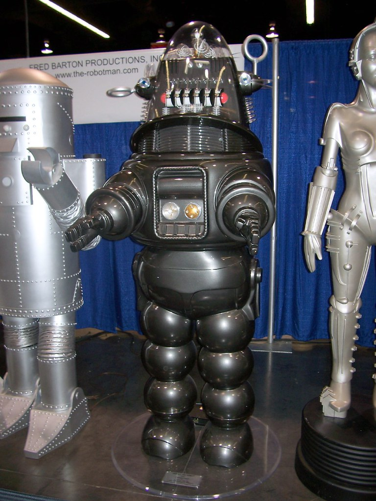 Image result for robby the robot