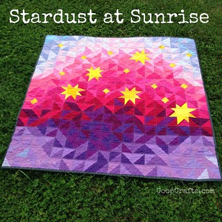 Stardust at Sunrise Quilt   by Sarah.WV