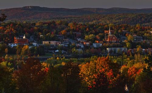 autumn canada fall automne de landscape colours quebec vincent foliage sherbrooke eastern fortin estrie townships lest cantons