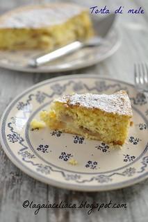 Torta di mele senza glutine / Gluten free apple cake | by mammadaia