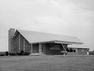 First Baptist Church, c1960