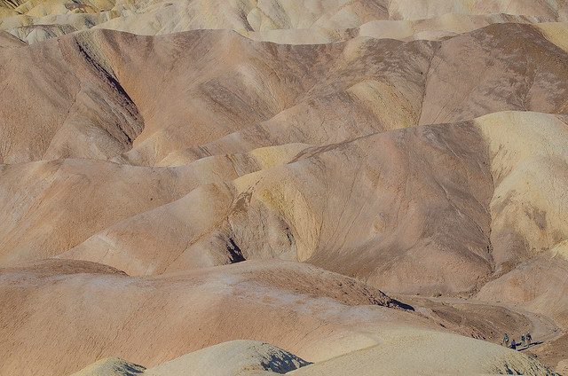 Zabriskie Point Patterns