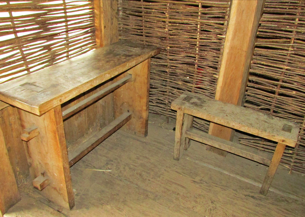 Interior West Stow Anglo Saxon Village Suffolk England A Photo On Flickriver