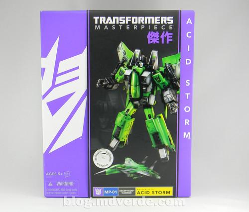Transformers Acid Storm Masterpiece - caja | by mdverde