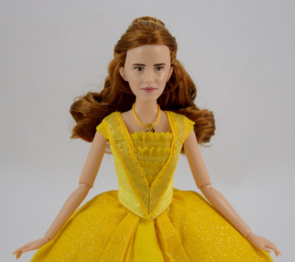 Belle Disney Film Collection Doll Beauty and the Beast Live Action Film 11 1//2