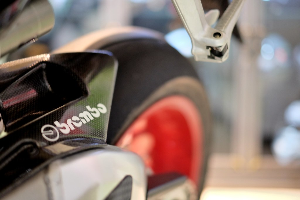 Ducati 1098 Detail