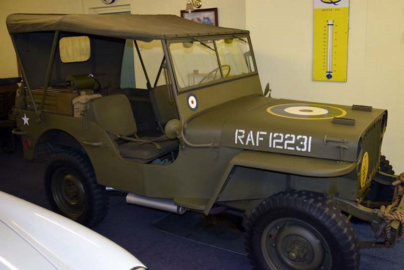 Willys Jeep 1943 3