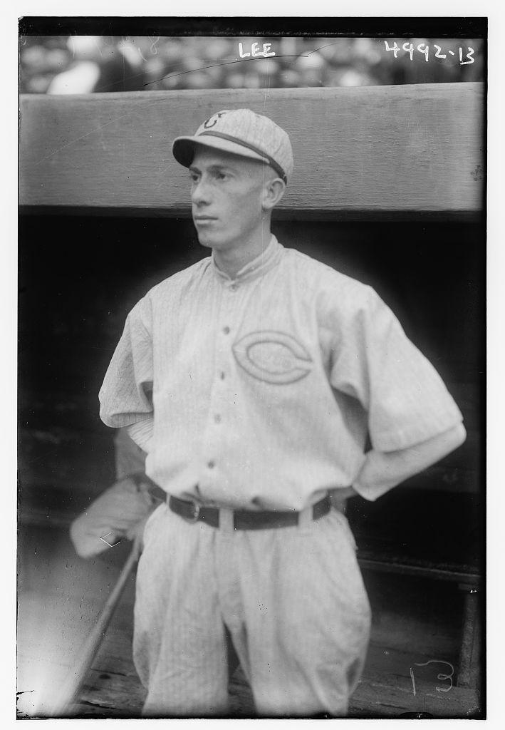 [Charlie See, Cincinnati NL (baseball)] (LOC)
