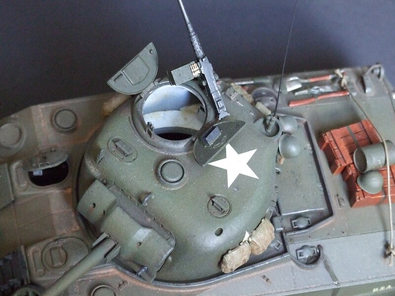 M4 Sherman Tamiya 1/35 | Sherman Tank Tamiya 1/35 out of Box