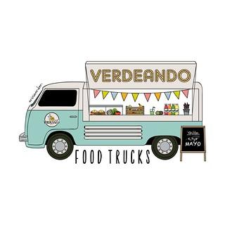 Verdeando Fest zona Food Trucks   by De tu Sueño y Letra
