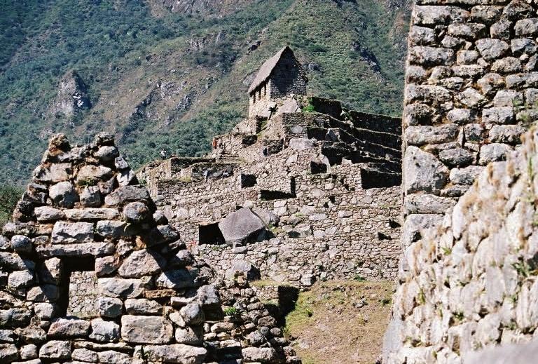 Machu Picchu 2 - 34