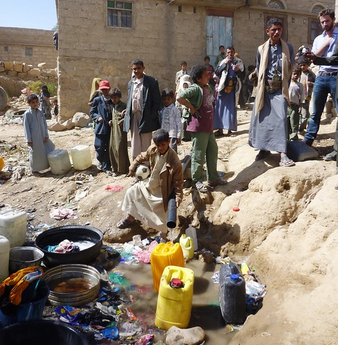 Yemen: Access to water | by EU Civil Protection and Humanitarian Aid