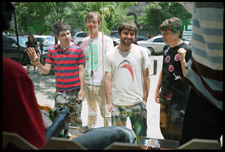 Animal Collective, New York, June 2007 | by axlright