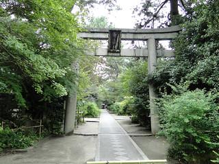 Nashinoki Shrine in Kyoto, 2010 | by Christian Kaden