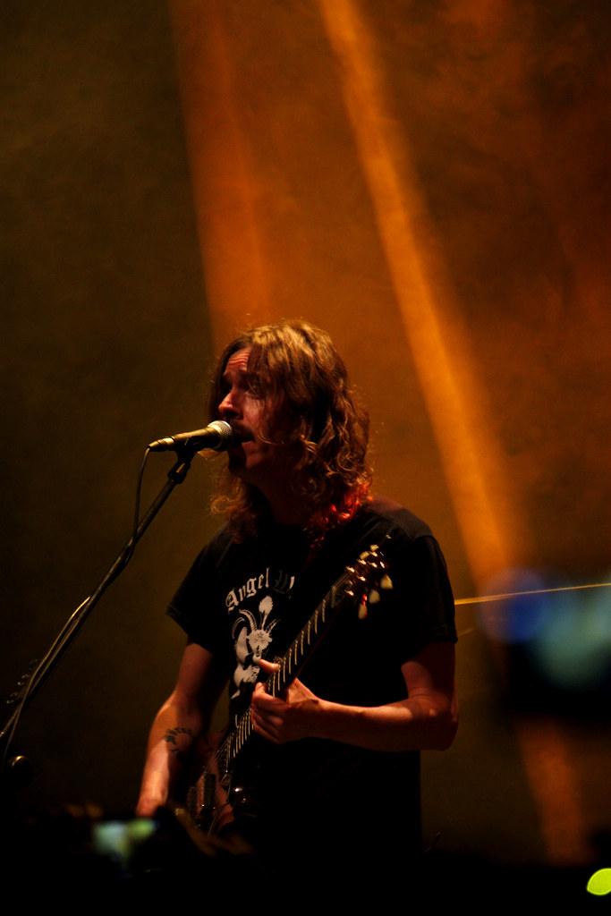 Mikaelåkerfeldt Opeth, Teatro Caupolicán, Santiago, Chile u2026 Flickr