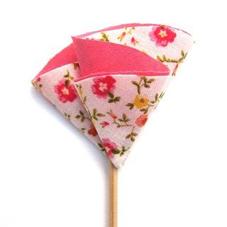 How to make a fabric cala lily flower | Quick & easy cala li