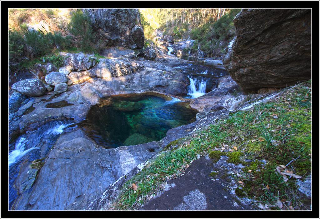 Piscinas Do Rio Pedras Piscinas Naturales Del Rio Pedras E Flickr