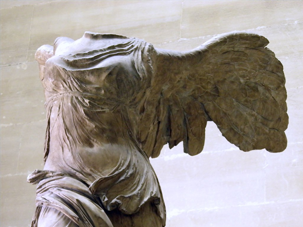 The Winged Victory Of Samothrace Louvre Museum C 190