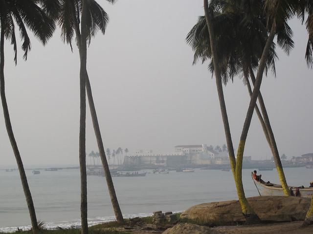 Elmina Castle Slave Fort Burg Schloss Ghana West Africa