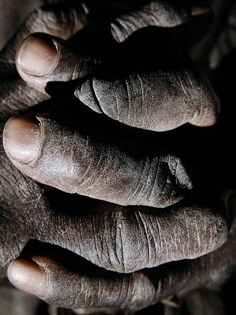Black Fingers