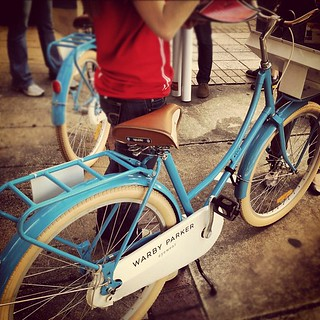 I want this bike! cc / @warbyparker @republicbike #wpcircus | by sarahwulfeck