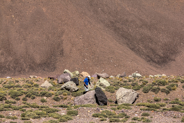 Boulders, Evan Hart, High Andes, Coquimbo Region, Chile