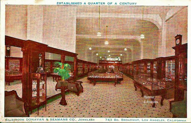 19c - Donovan & Seaman's Co - 743 S Broadway - Showroom