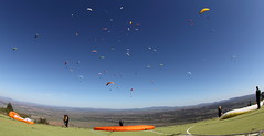 South launch Paragliding
