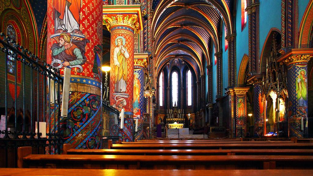 Saint-Michel de Frigolet by Boccalupo