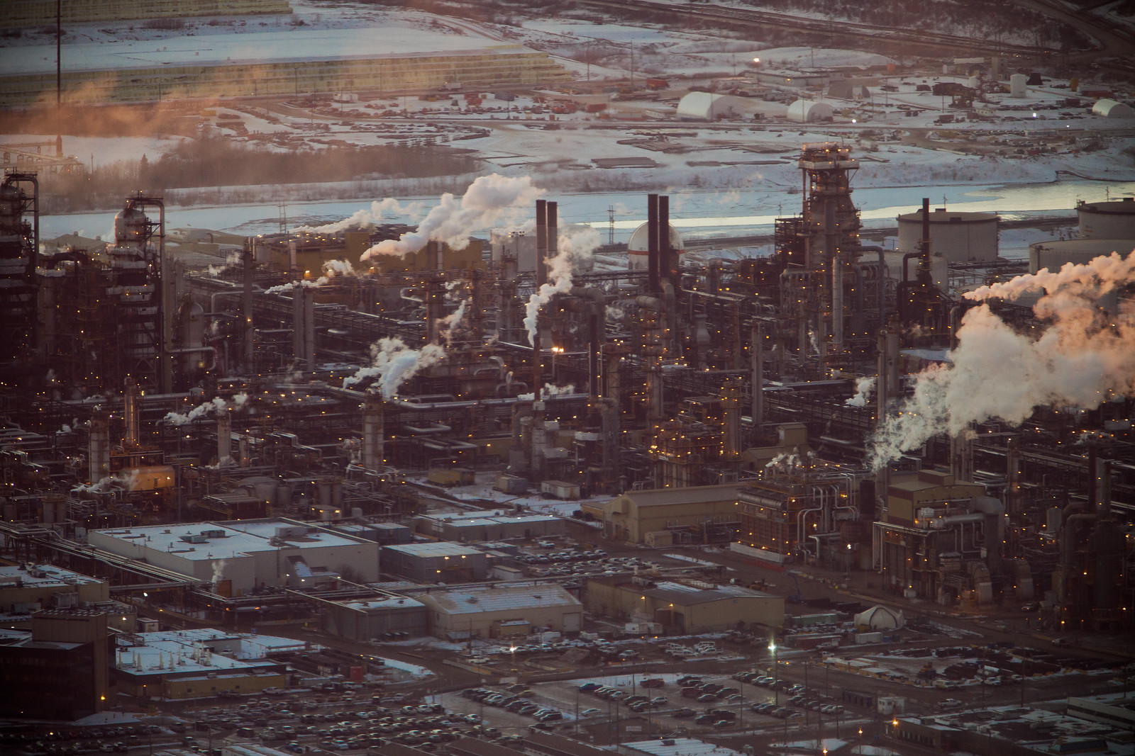photo of fort mcmurray, alberta