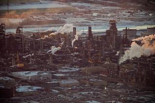 Fort McMurray, Alberta - Operation Arctic Shadow   by Kris Krug