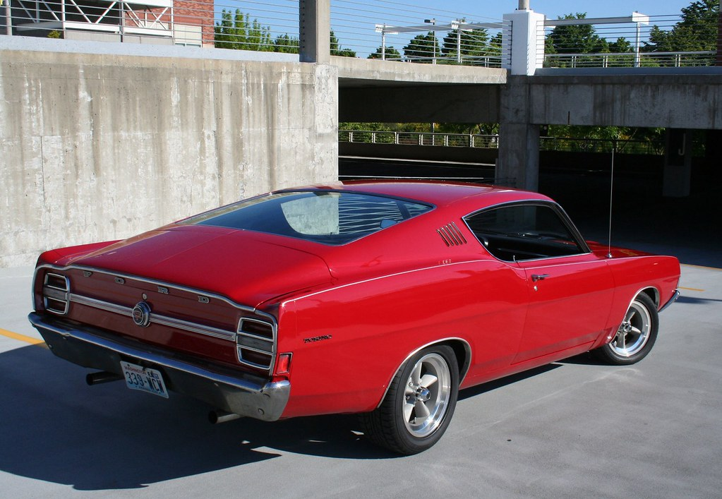 1968 Ford Torino GT For Sale Rear | Bring A Trailer | Flickr