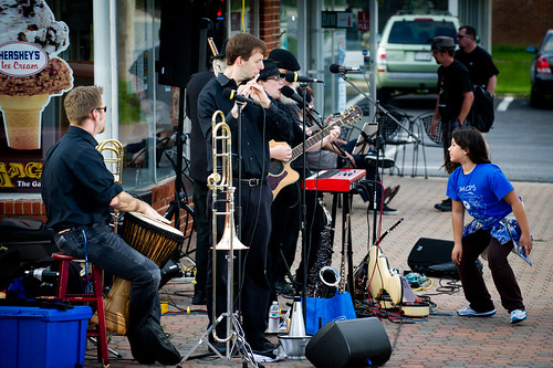 Musicians, Leonardtown