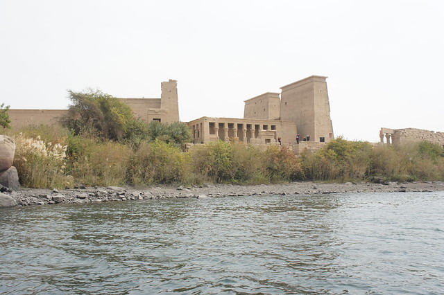 """Aswan Chronicles : Day One """"Part Two at Temple of Philae"""""""