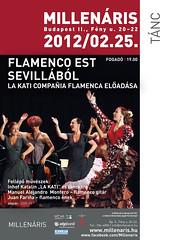 2012. február 7. 14:42 - La Kati Compana Flamenca - 2012.02.25.