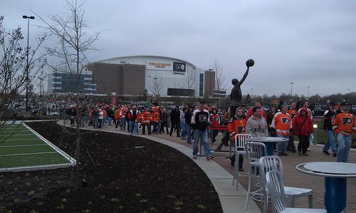 Do You Think The Flyers Game is Over? | by Cavalier92