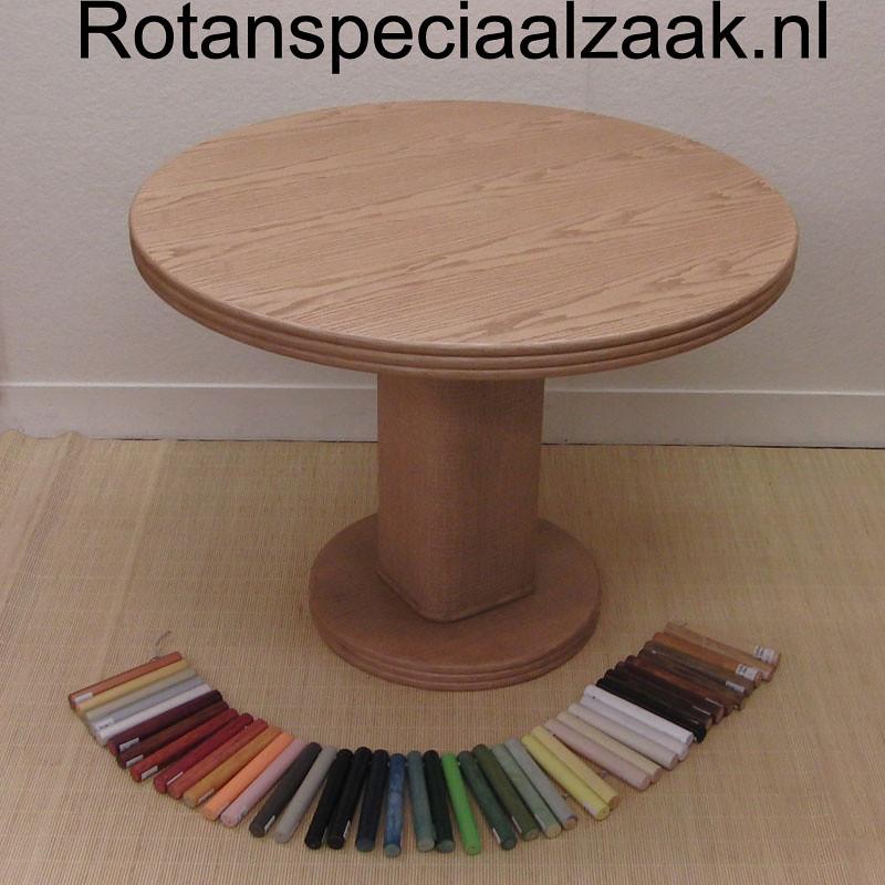 Rotan Manou Draaistoel.Manou Eettafel 40 Kleuren 100cm Rotanspeciaalzaak Nl Rotan Flickr
