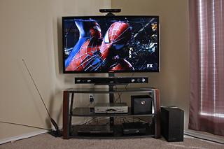 home entertainment setup | by Yanki01