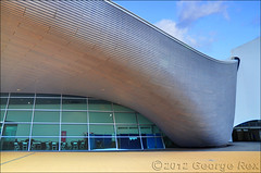 London Aquatics Centre / Exterior #3