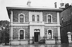Murray Street 93 ANZ Bank - photo taken 1951 according to Glimpses of Gawler Vol2 p25