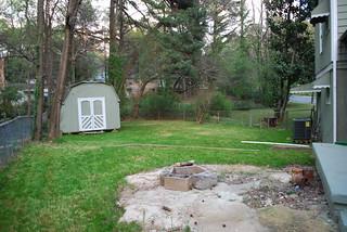Backyard | by twentysixcats